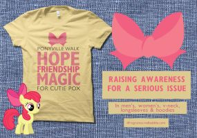 Cutie Pox Awareness by digitalfragrance