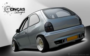 Opel Corsa by carguy88