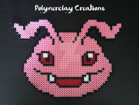 Koromon by PolymerclayCreations