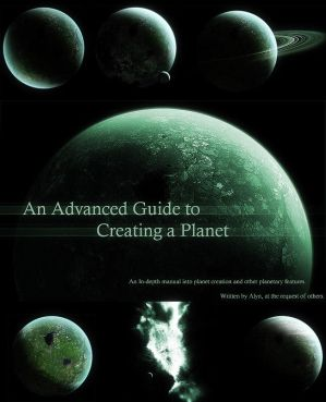 Advanced Planet Creation