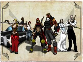 Gladius Dei Hit Team: Line-up by Dalilean