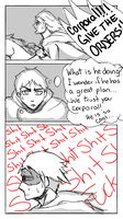 Levi and his plan by schokolate