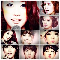 10 icons de Girl's Day by LuannaMaria