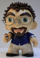 Me in munny by Italian-Goatee