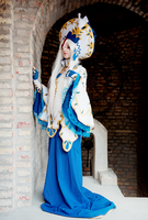 Astharoshe Asran-Trinity Blood Cosplay by kanamecosplay