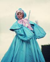 Fairy Godmother on the show by Mlle-Dreamer