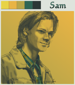 SPNSam by devilstoy01