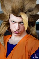 Goku Ssj3 cosplay by Alexcloudsquall