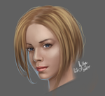 Face practice by ElynGontier