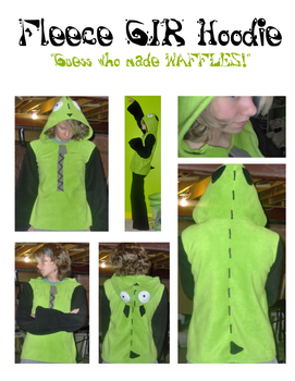 GIR hoodie by Toxique-Doom