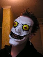 ryuk test mask 3 by blueeyedfreak