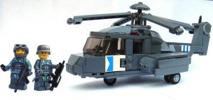 IAF Sikorsky Super-Hawk by Mister-oo7
