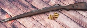 S/42 1937 German Mauser Portuguese Contract Rifle by spaxspore