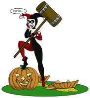 Harley Halloween by CDRudd