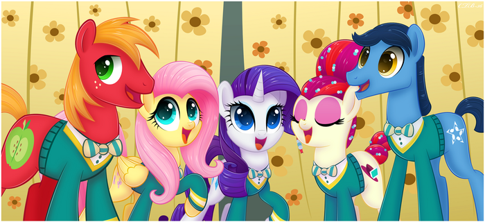 The Ponytones by CTB-36