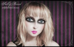 The Doll Face by SallyBreed