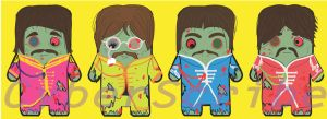Sargent Peppers Rotting Hearts Club Band by Cyber-Scribe-Screens