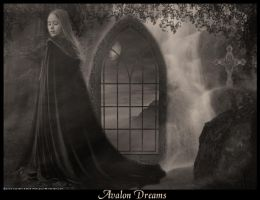Avalon Dreams by SilveryWitch