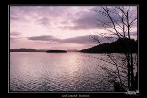 Loch lomond - Scotland by SpanishSweet