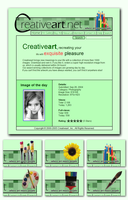 Creativeart.net by Varish