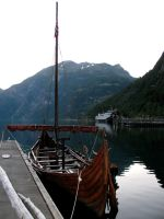 Viking boat by AnnaIceflames