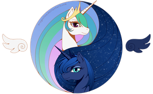 MLP - Day And Night by PandorasJukebox