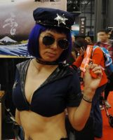 NYCC'11 Police Woman II by zer0guard