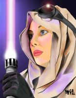 mara jade by WiL-Woods