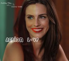 Action Love. by AudreyRiley