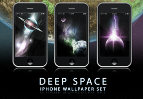 Deep Space iPhone wallpapers by Ls777