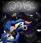 Happy New Year! by Ruby-Orca-616