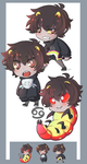 Karkat Squiby by ShiroiAngelz