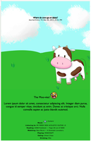 Moooo Journal Skin by double-rainbow-chan