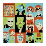 Mad Monster Party by Montygog