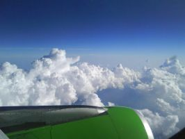 On cloud by birographic