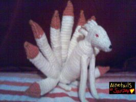 Ninetails finished by Sayzay