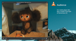 Audience VLC Skin by vicing