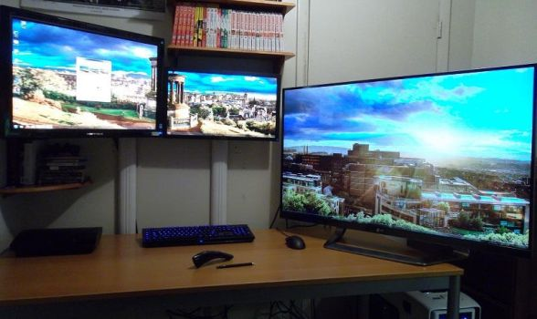 My Old Command Center by Origin-Bullet