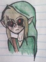 BEN DROWNED by xPastaSketcherx