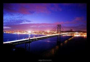 the bridge 25 by edgarliborio