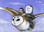 Ride of the Spratt by RobtheDoodler