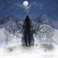 Crying Angel by Christal-Phobic
