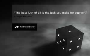 Best Luck by andreascy