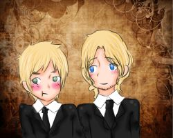 ::Suits:: by kirano-chan