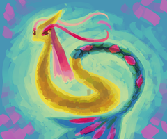milotic by goldgust