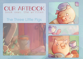 Our-Artbook Preview by LaneChan