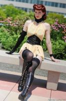 Sally Jupiter - Silk Spectre by FireLilyCosplay