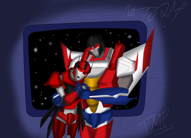 Commission: Starscream and Skyward by ToniMizukiPrime