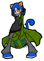 Nepeta by dragonwind15
