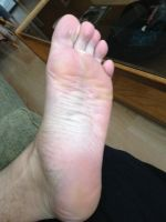 Jave's Foot - Ready for Tickling by TickleSoles
